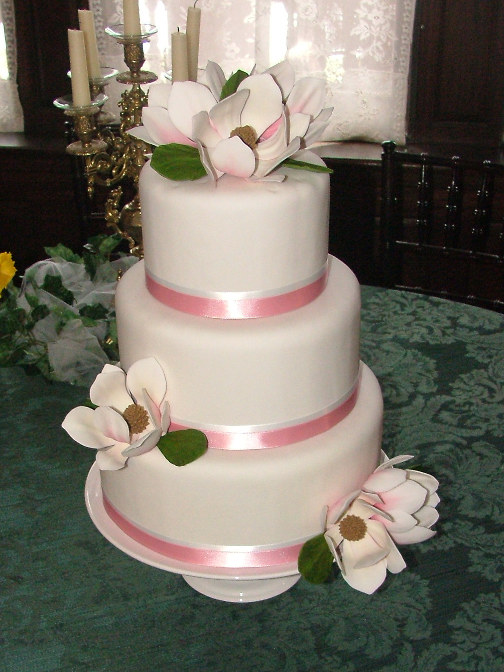 Celebration cakes by catherine bourdon